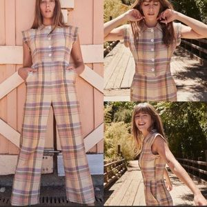 Christy Dawn The Phoebe Jumper Plaid